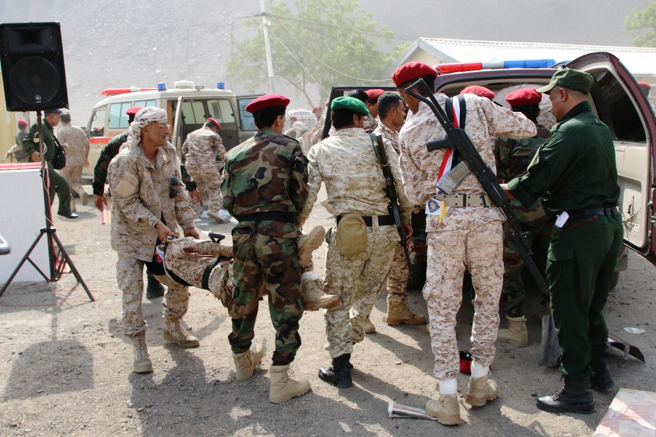 Saudi envoy to Yemen blames Iran for attacks in Aden