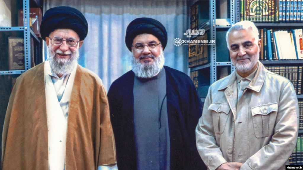 Iran tasked Nasrallah with uniting Iraqi proxies after Soleimani's death