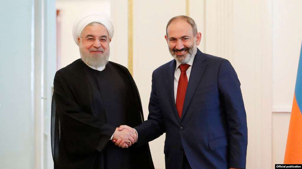 Iran's longstanding cooperation with Armenia