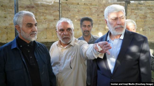 Secrets of Soleimani-led golden death squad