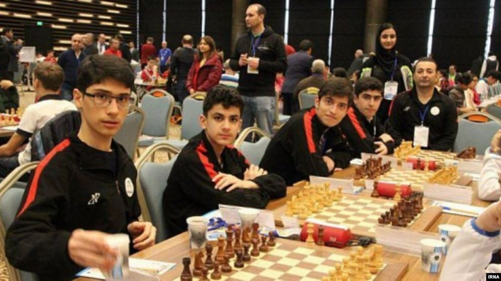 Iran opts out of juniors' chess championship in Turkey to avoid another sports ban