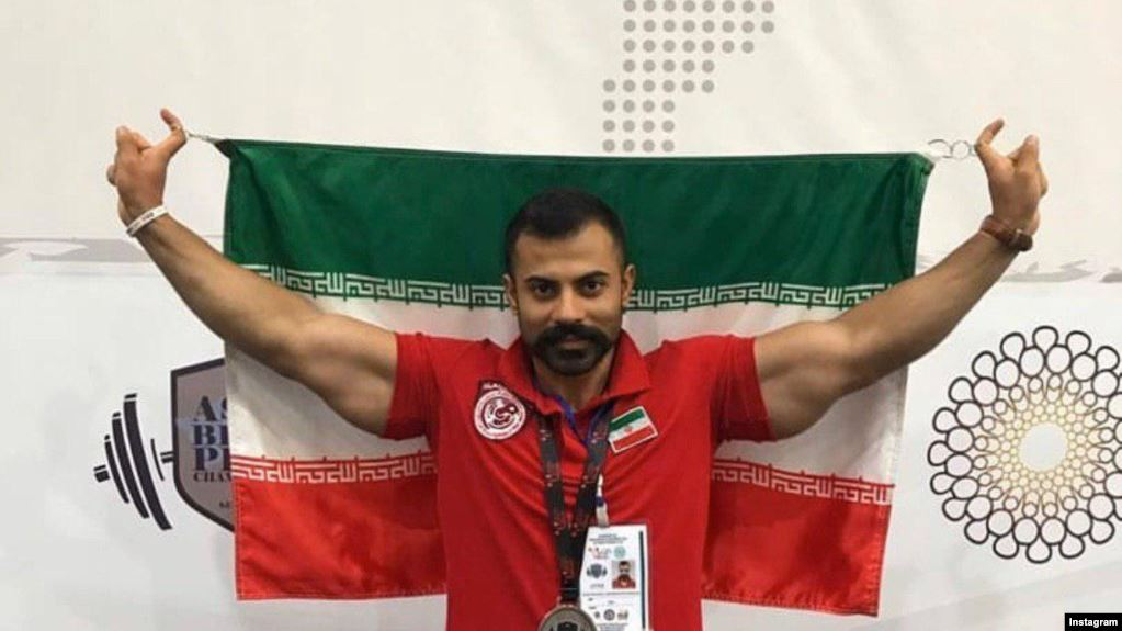 Iranian champion seeks asylum in France calling his country's officials corrupt
