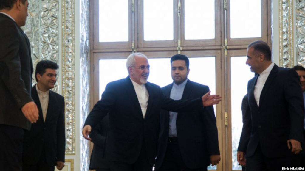 Iran's Moscow envoy says a 20-year agreement with Russia is ready