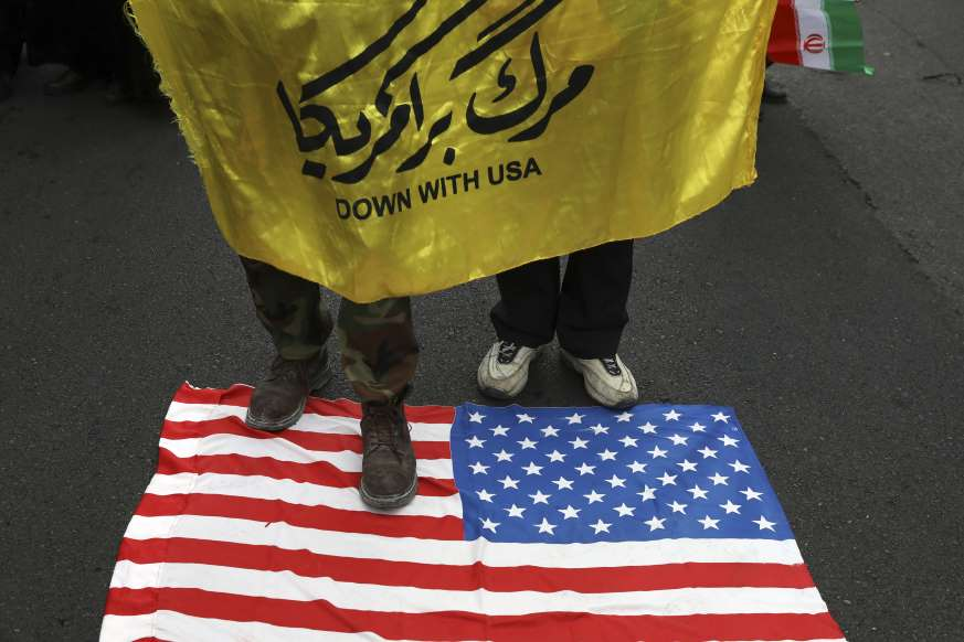 Iran: Self-harming with anti-Americanism