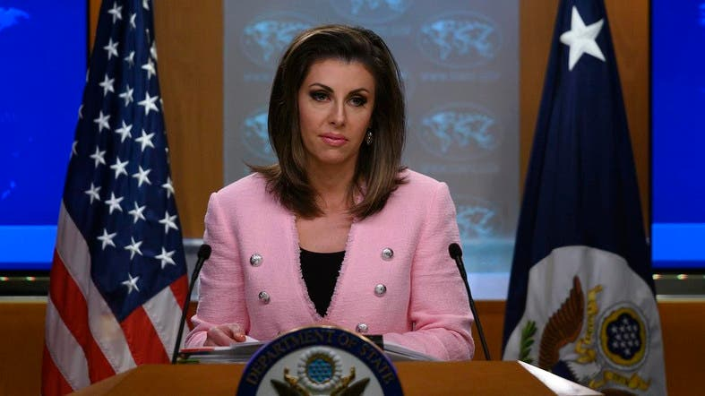 US State Department: Iranian regime scared of its own people