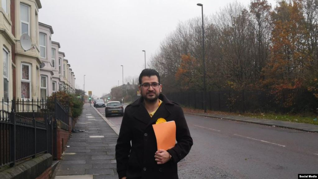 Son of Khamenei's representative in Manchester running for UK Parliament