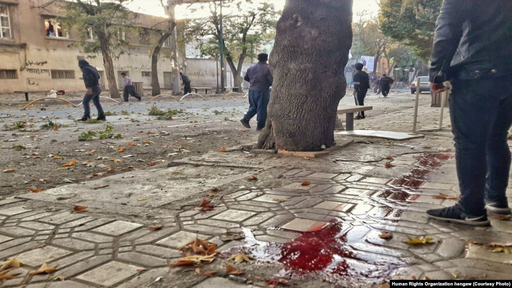 Iran's authorities reopen wounds of 2019 deadly crackdown