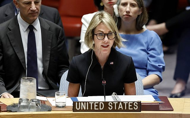 US circulates new text of resolution against Iran to UN Security Council members