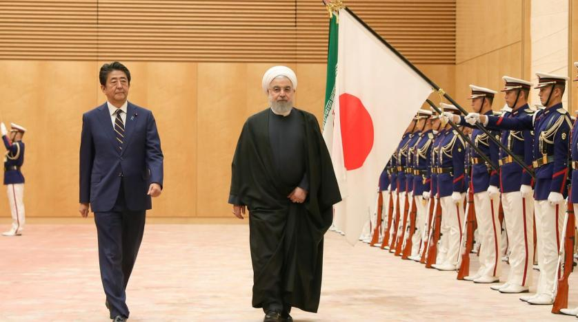Japan's resistance to Iranian charm offensive is trouble for Iran's economic strategy