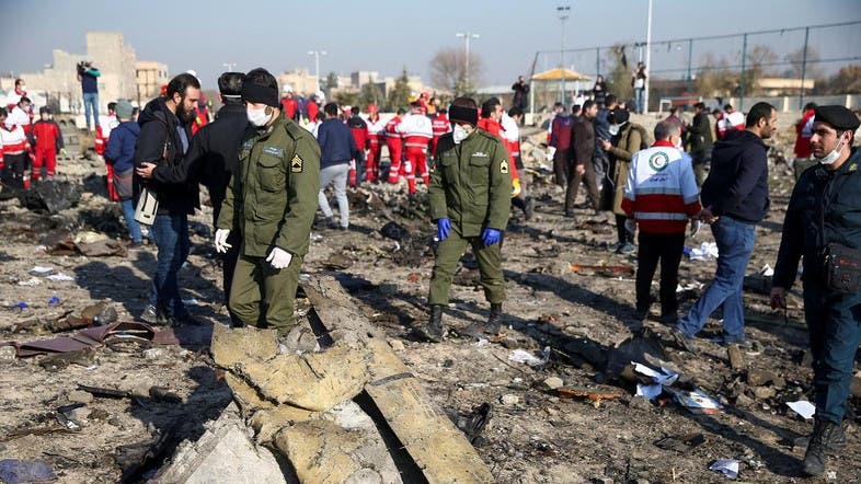 Iran to compensate downed passenger plane victims' families