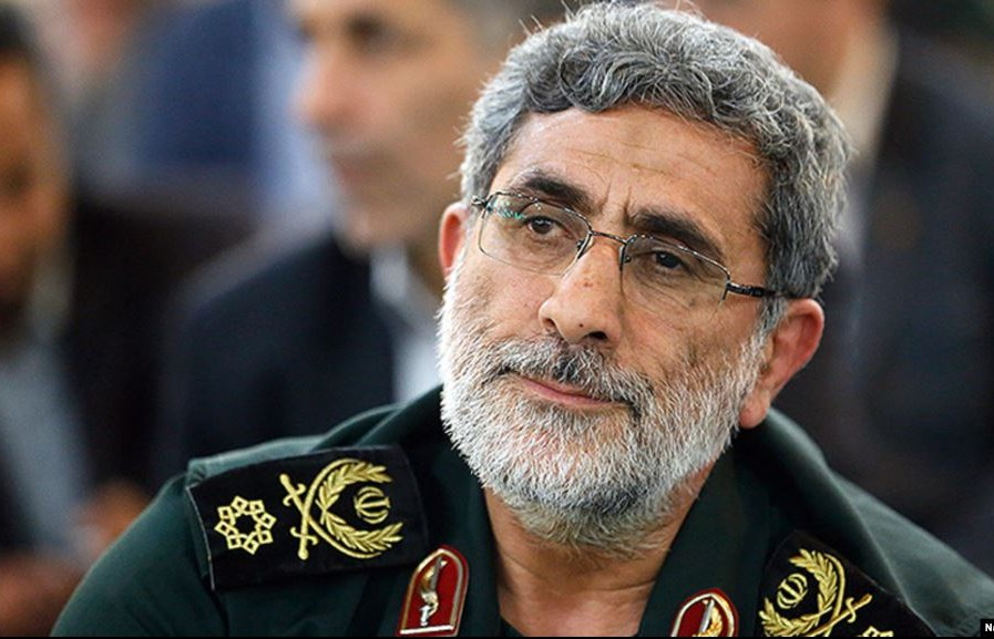 IRGC commander in Baghdad as pro-Iran groups lose ground in election