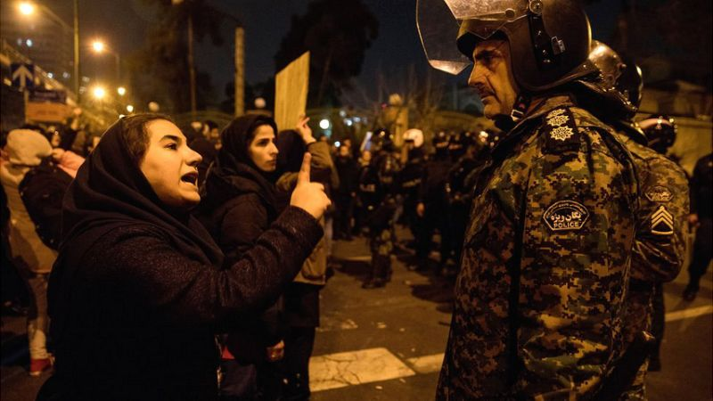 How Iran's rebel women are back on the streets – and more confrontational than ever