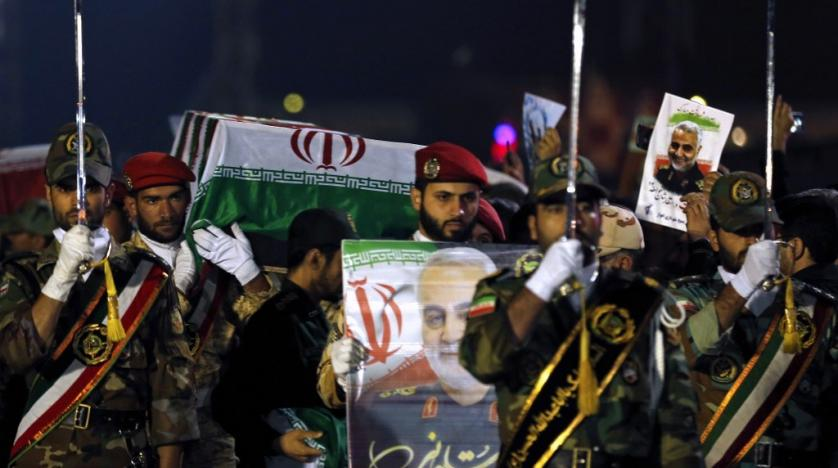 Iranian police arrest child for ripping up poster of Soleimani