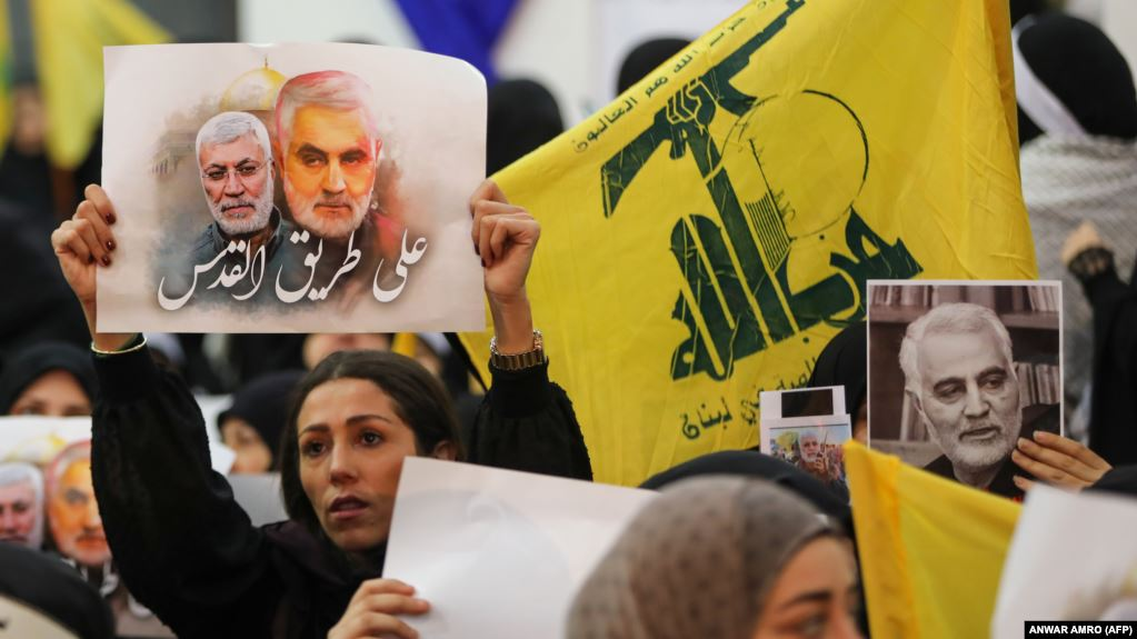 Iran-backed Hezbollah steps in to support Iraqi militias after Soleimani's death