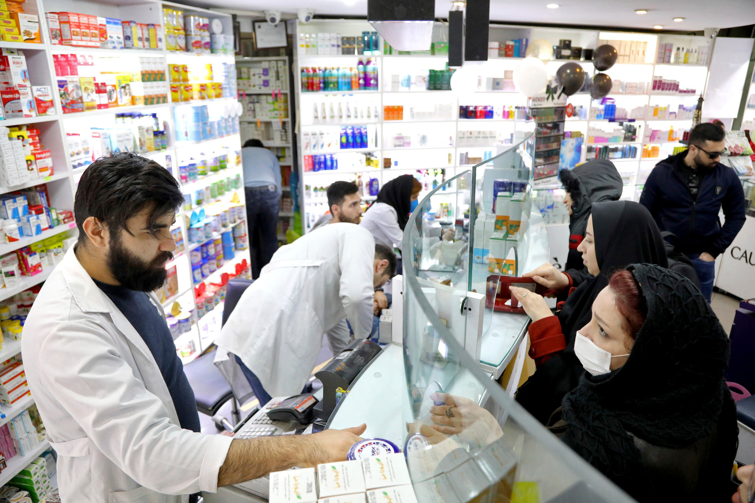 Europe sends medical goods to Iran in trade test