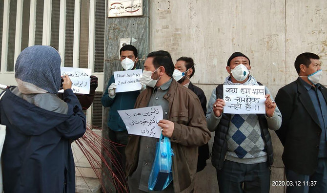 6,000 stranded Indians desperate to return from Iran