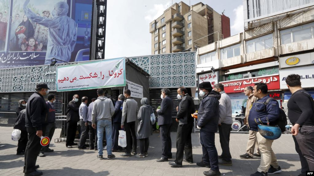 Escalation of coronavirus crisis in Tehran, as officials withhold death toll