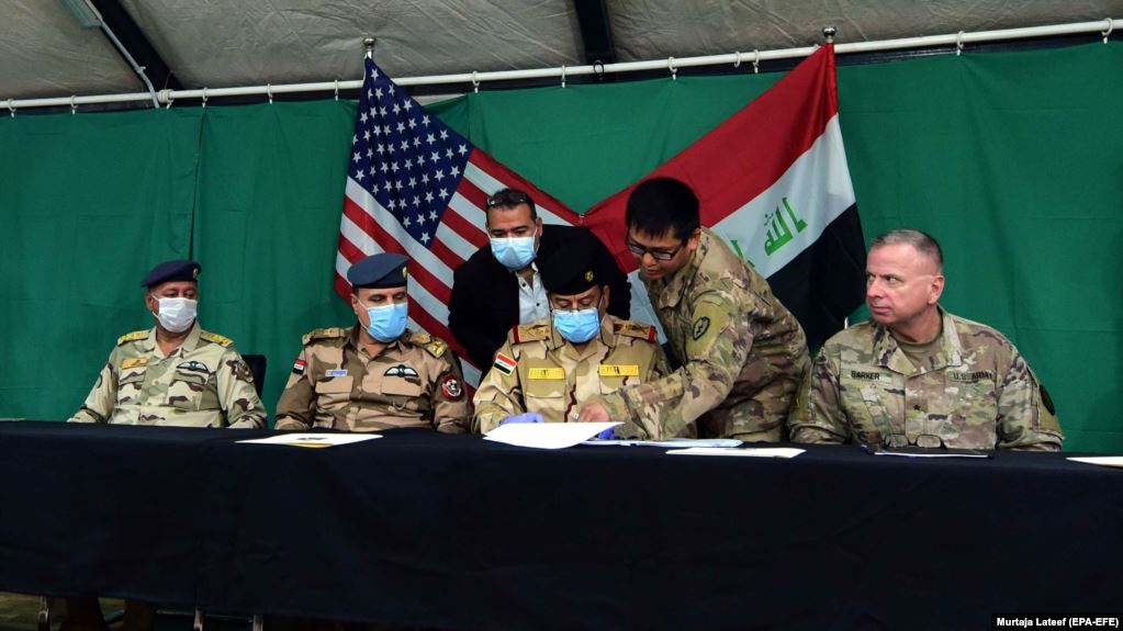 Iran watchfully observes U.S. moves in Iraq as its proxies might come under fire