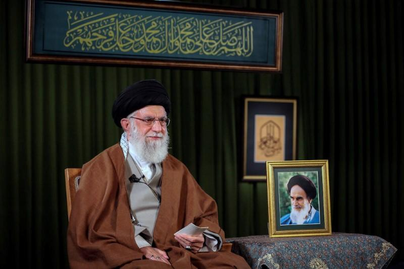 Khamenei on Qods Day: Yell at America, Israel will be eliminated