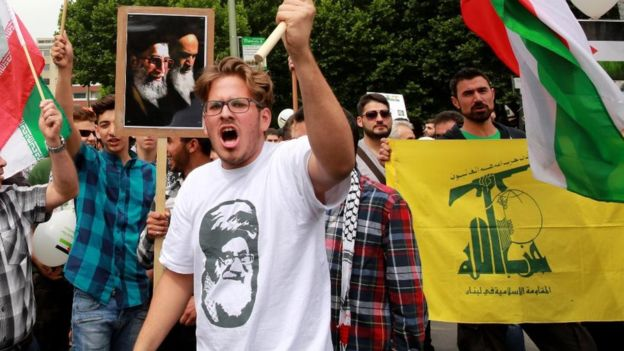 Iran newspaper calls for action against German envoy after Hezbollah designation