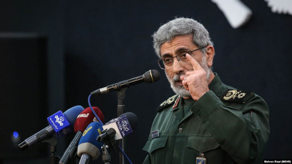Iran's new Qods Force commander is no Soleimani