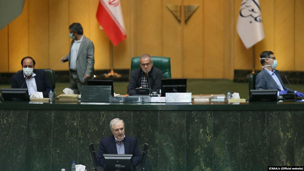 As cases soar, minister warns Iran may face 2nd stronger virus wave