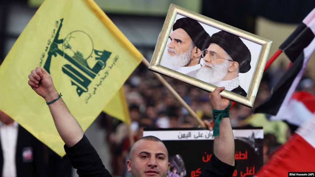 US blacklists Hezbollah-linked companies, individual