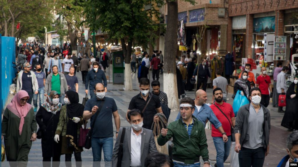 Iran begins opening businesses, religious sites for Eid al-Fitr