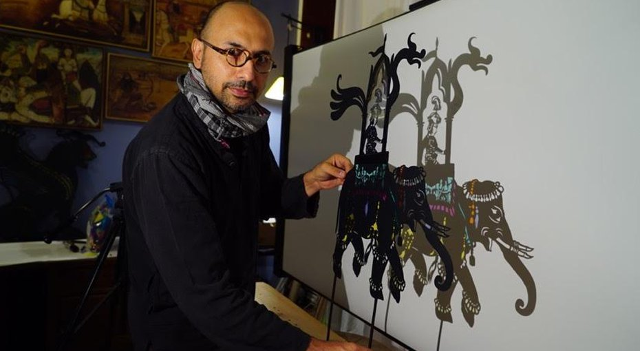 A tribute fit for a king: Shadow theatre reworking of Persian epic goes digital