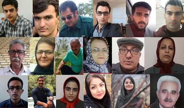 Rise of arrests in Iran indicates the regime fears downfall