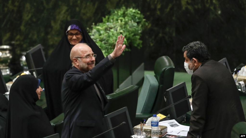 Iran Parliament Speaker sues three journalists, lawmaker for 'libel'
