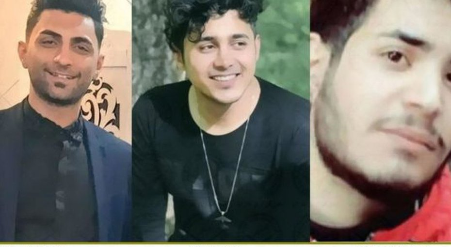Iran's Supreme Court upholds death penalty for three young protesters