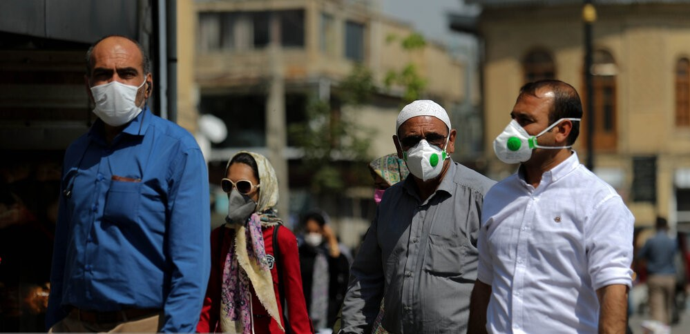 Whole of Iran on coronavirus red alert due to rise in deaths, health official says