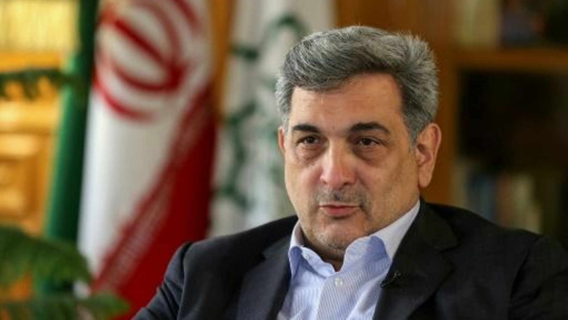 Tehran mayor sees 'threat' in Iranians' dissatisfaction
