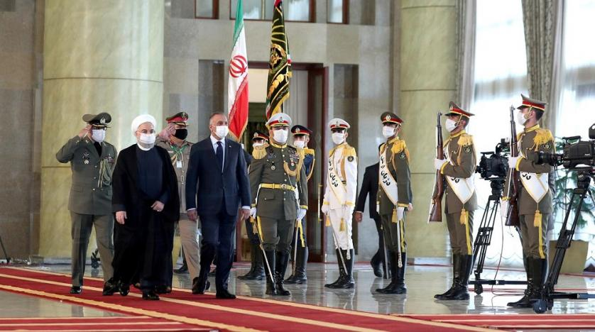 Iraq PM's Iran visit reveals disparity in priorities