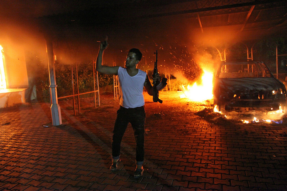 Report implicates Iran in 2011 attacks on US consulate in Benghazi