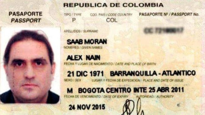 Detained Colombia businessman was negotiating with Iran for Venezuela, lawyers say