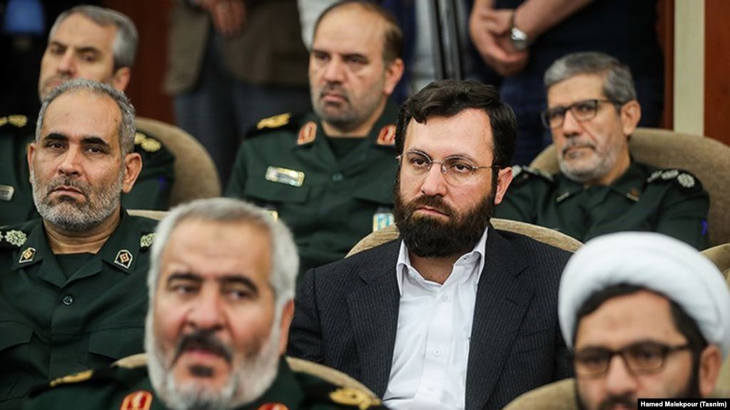 Warrior, interrogator, artist; The man who leads IRGC's cultural onslaught