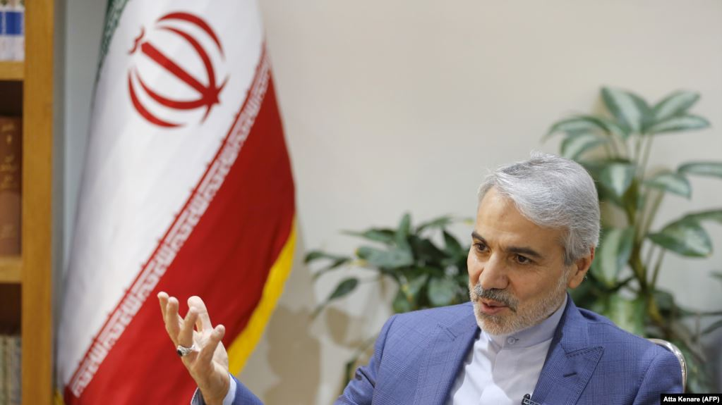 We cannot sell even a drop of oil, Iran Deputy President laments