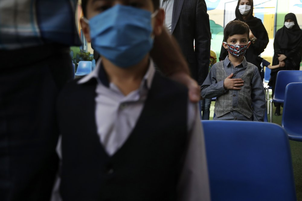 Real number of Iranian children orphaned by Coronavirus is three times the official figure