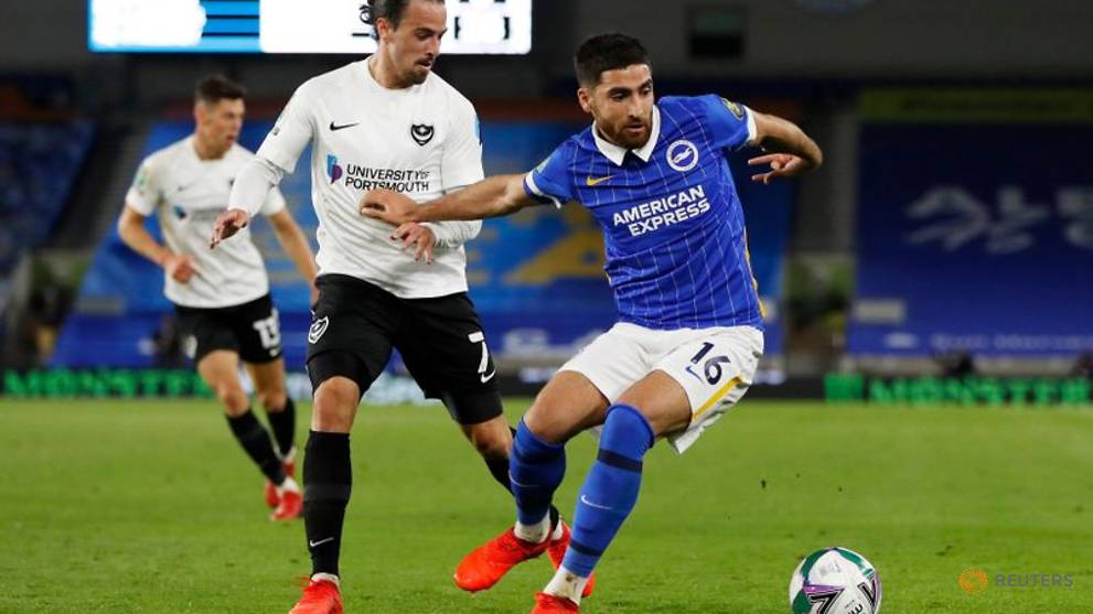 Iran's Alireza Jahanbakhsh determined to prove himself at Brighton