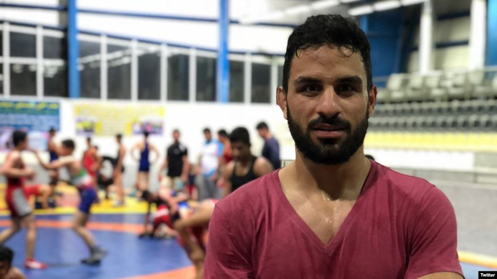 Iran's regime punishes innocent murdered wrestler's coach and club