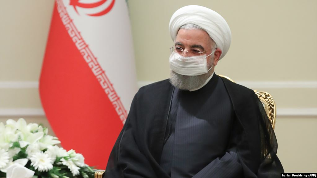 Iran's president claims sanctions will soon be lifted