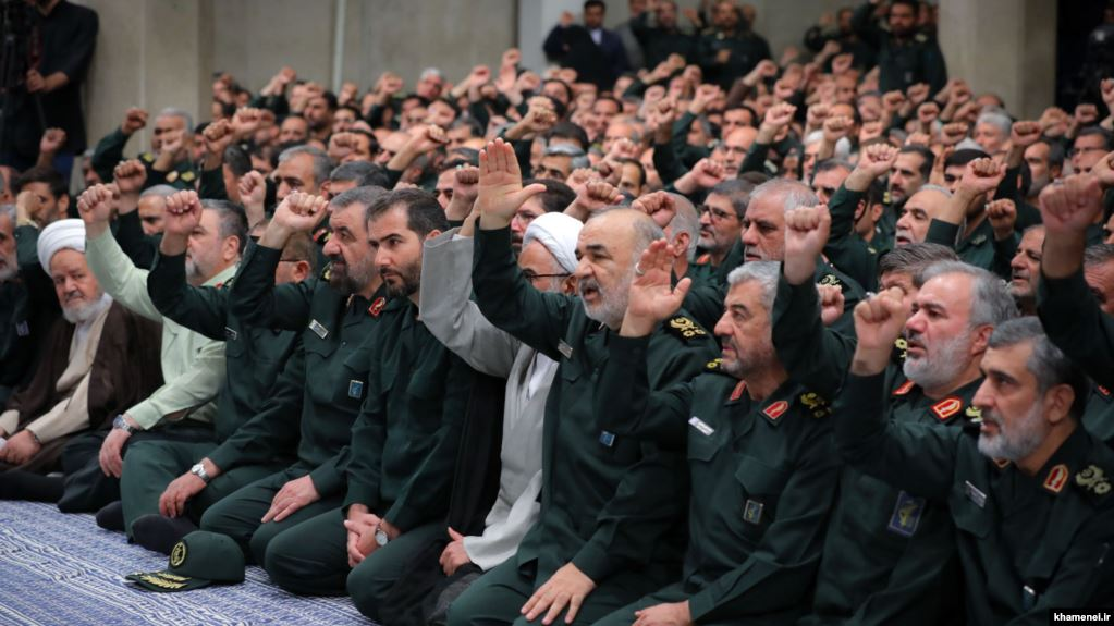 US investigates Qatar over claims that it finances Iran's Revolutionary Guards Corps
