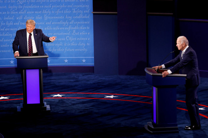 US presidential debate: Biden warns Iran will 'pay price' for election interference