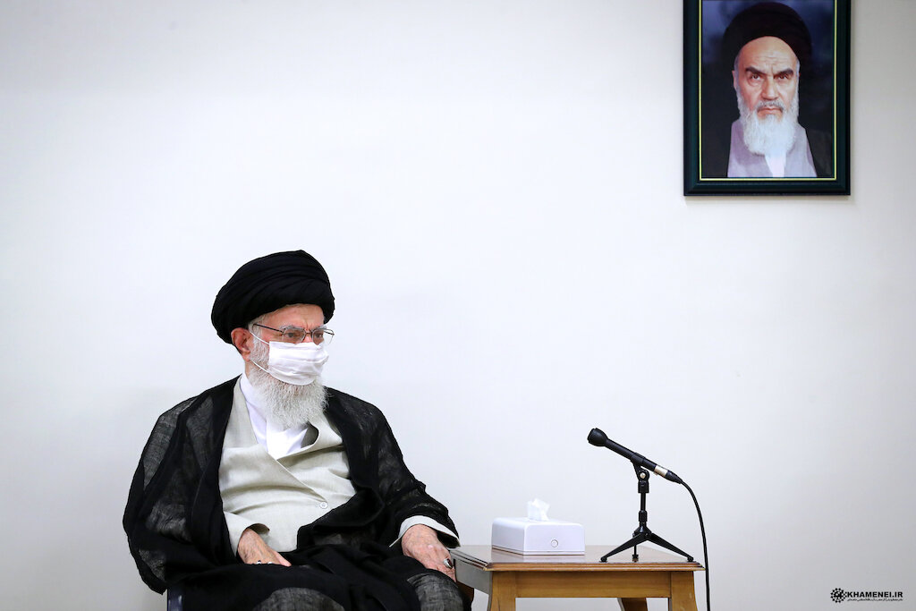 Ayatollah Khamenei announces fatwa on coronavirus eight months into the crisis