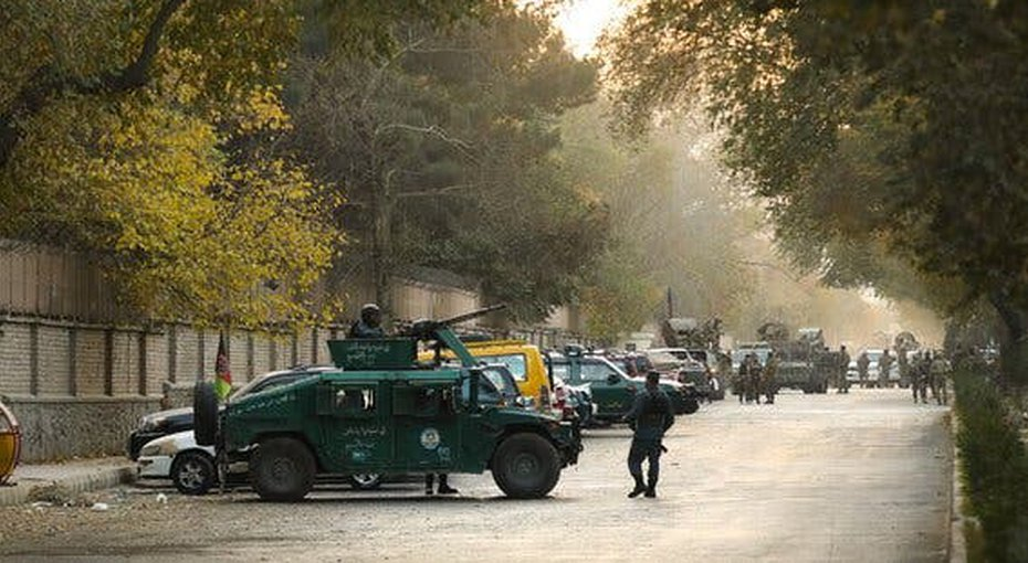 At least 22 killed at Kabul University during Iranian book fair