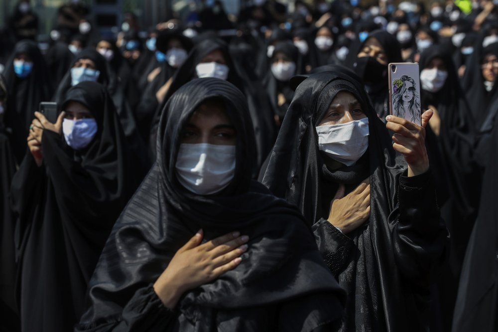 Iran's women victims of the mullahs' ideology