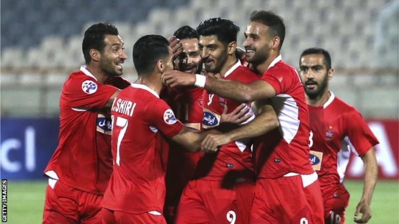 Long wait worth the shot at Asian glory for Iran's Persepolis