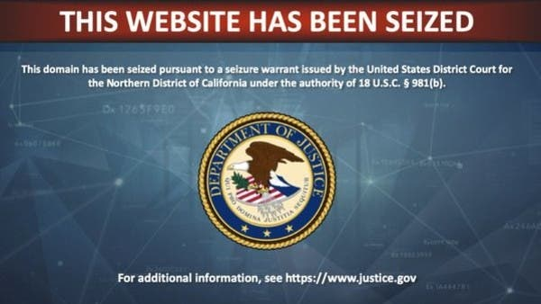 US takes down websites belonging to Iran-backed groups in Iraq